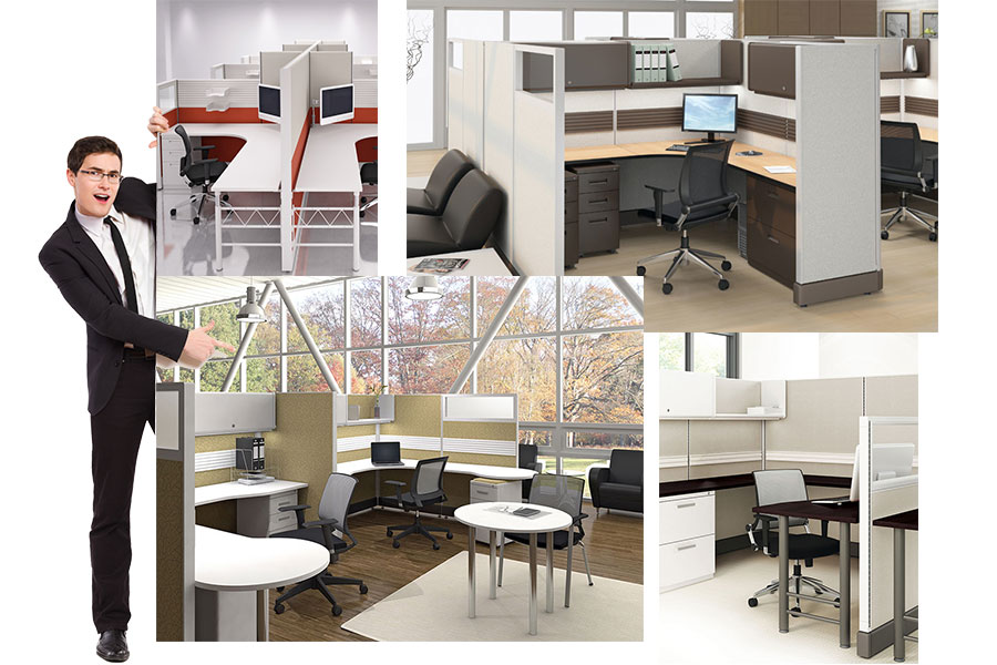 Private or collaborative office design