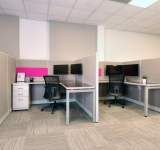 high_walled cubicles