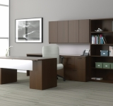Indiana Furniture_Executive Desk_Gesso