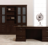 Indiana Furniture_Executive Desk_Jefferson