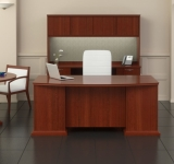 Indiana Furniture_Executive Desk_Phoenix