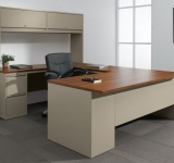 Streamline Metal Managers Desk848-0