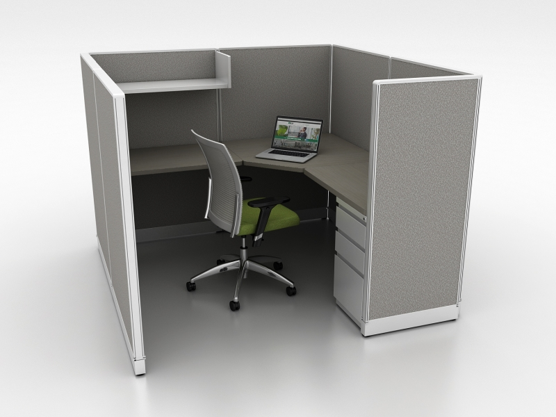 Used remanufactured cubicles in houston rosi for Office design 10x10