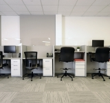 Remanufactured/Used call center cubicles