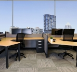 Synergy workstation by ROSI