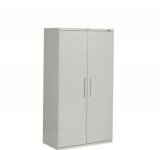 9100 storage cabinet in business grey