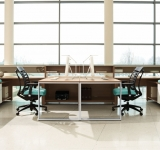 Princeton collaborative desk by global