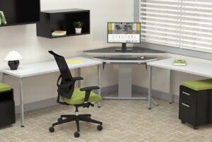 height-adjustable-work-station