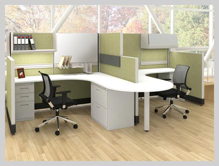 Friant Office Cubicles Houston Texas