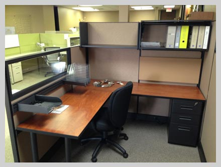 Remanufactured Cubicles Austin TX