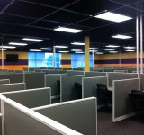 ROSI call center cubicles @ Gila in Austin