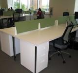 ROSI's Unicast-bench-desking