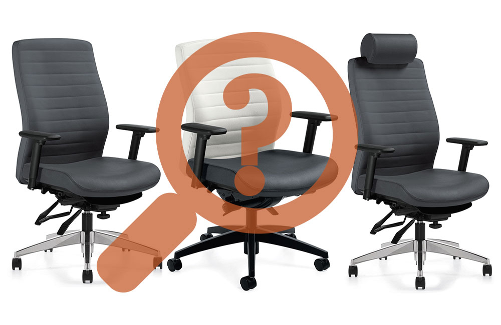 How To Select The Perfect Office Chair