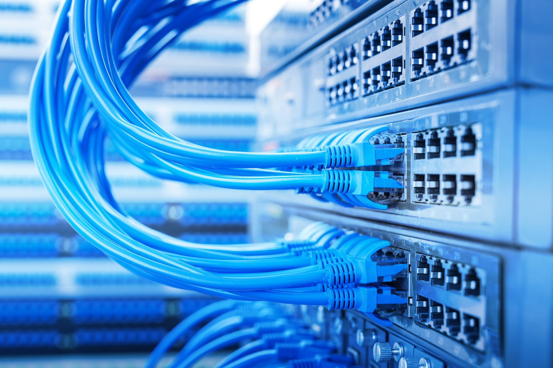 Houston Office Cable Installation Rosi Office Systems Inc