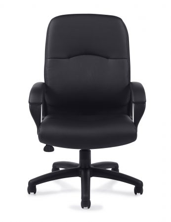 Offices To Go Executive Chair 11617B Front View