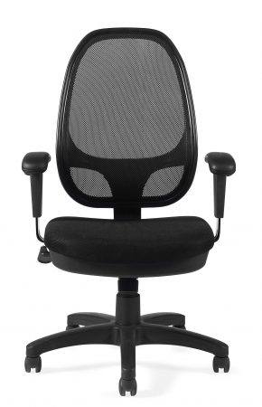 offices to go11641b high back manager chair front