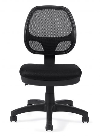 offices to go 11642b armless task chair front