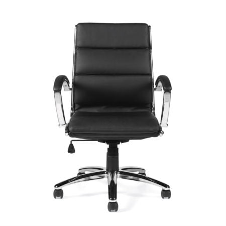 Black Luxhide Executive Chair OTG11648B