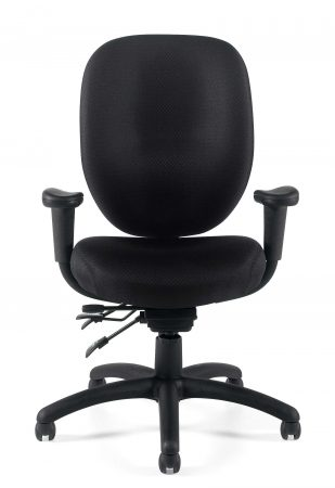 Offices to Go 11653 Ergonomic Task Chair Front