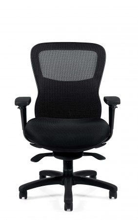 offices to go 11668b ergonomic executive chair front