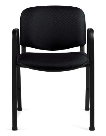 Offices to Go 11703 Padded Stacking Chair Front