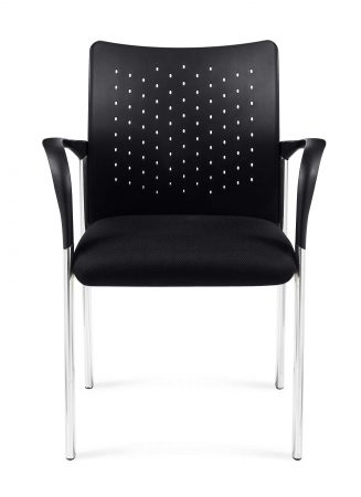 Offices To Go 11740B Guest Chair Front