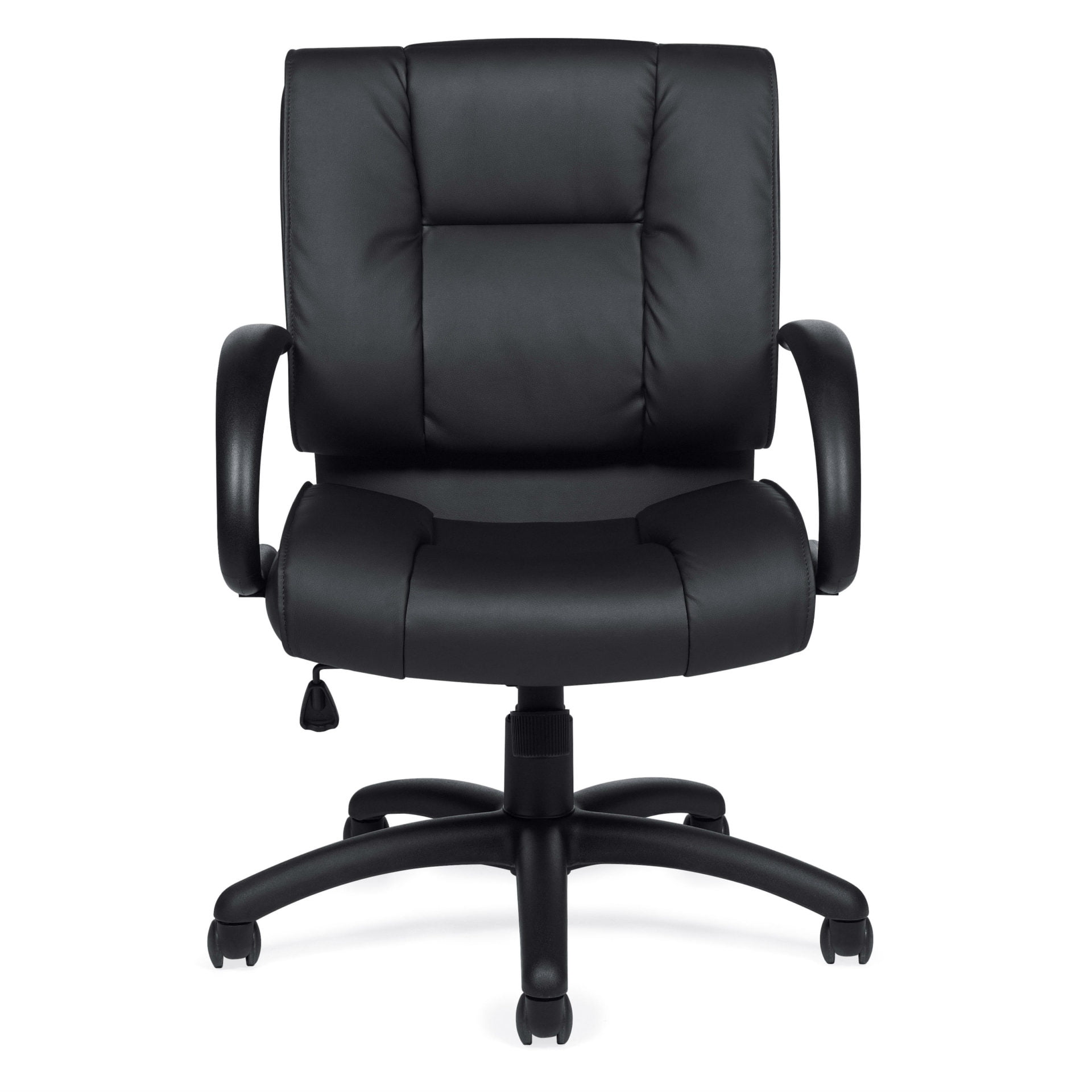 Offices To Go 2701 Luxhide Executive Chair With Arms