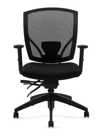 offices to go 2803 executive office chair front
