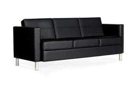 Global Citi 3 Seat Sofa 7877