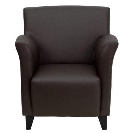 Hercules Roman Brown Reception Chair