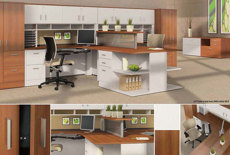 Office Furniture: Executive, Manager, Reception, And