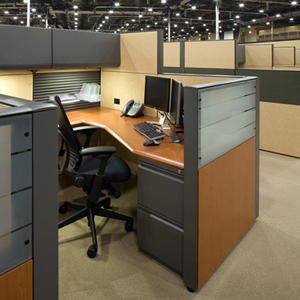 Remanufactured Office Cubicles Houston TX