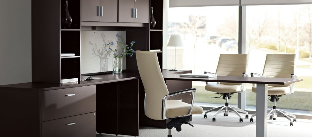 what does your office furniture color and d cor say about your