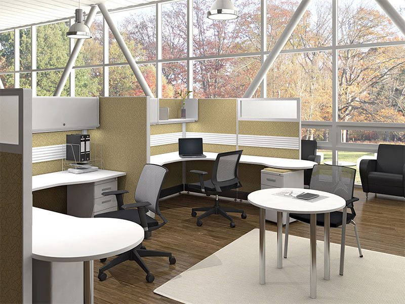 office cubicle lighting. Today\u0027s Office Cubicles Cubicle Lighting