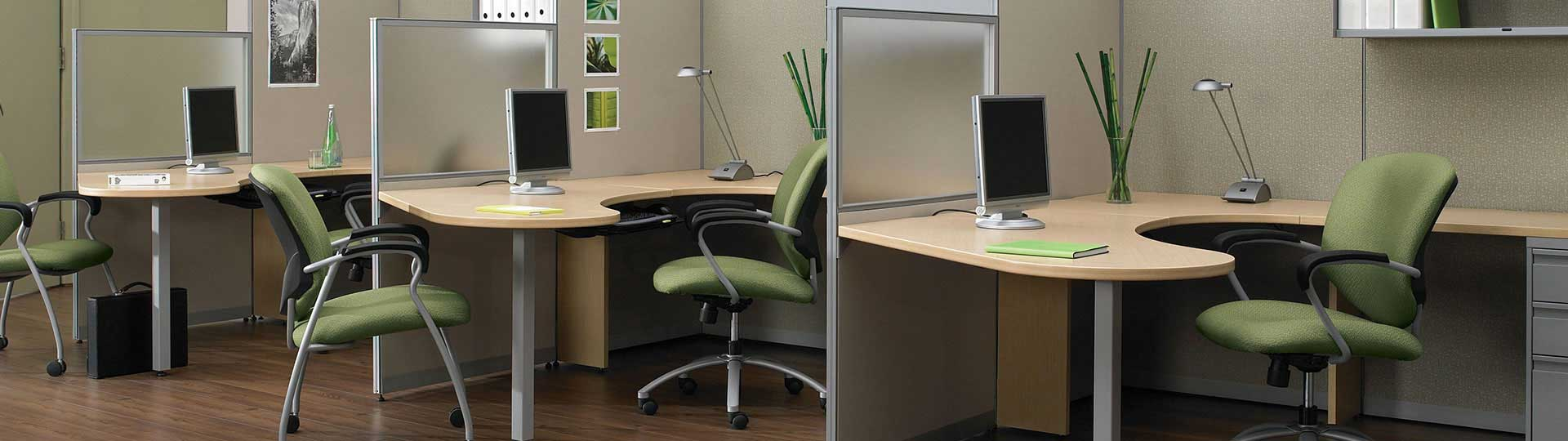 New And Used Office Cubicles For Offices In The Woodlands, TX