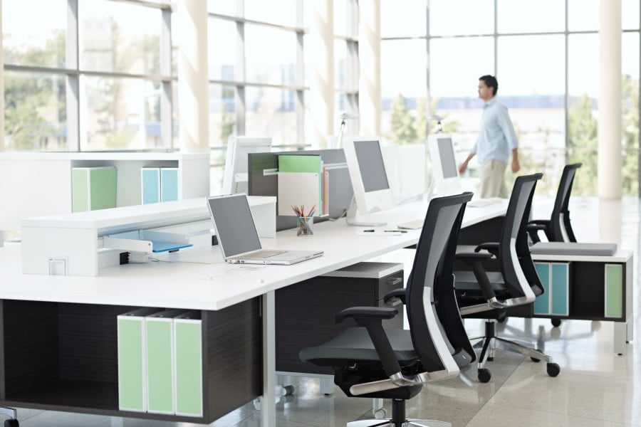 Benching The Latest Trend In Office Space Design