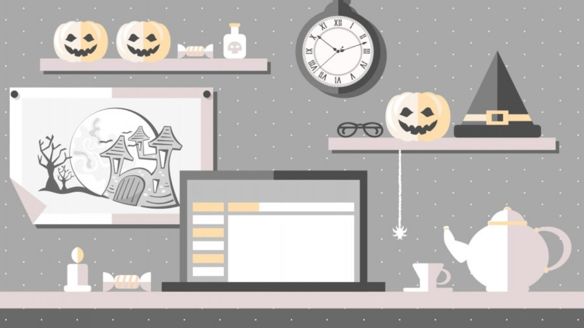 5 Easy Halloween fice Cubicle Decorations