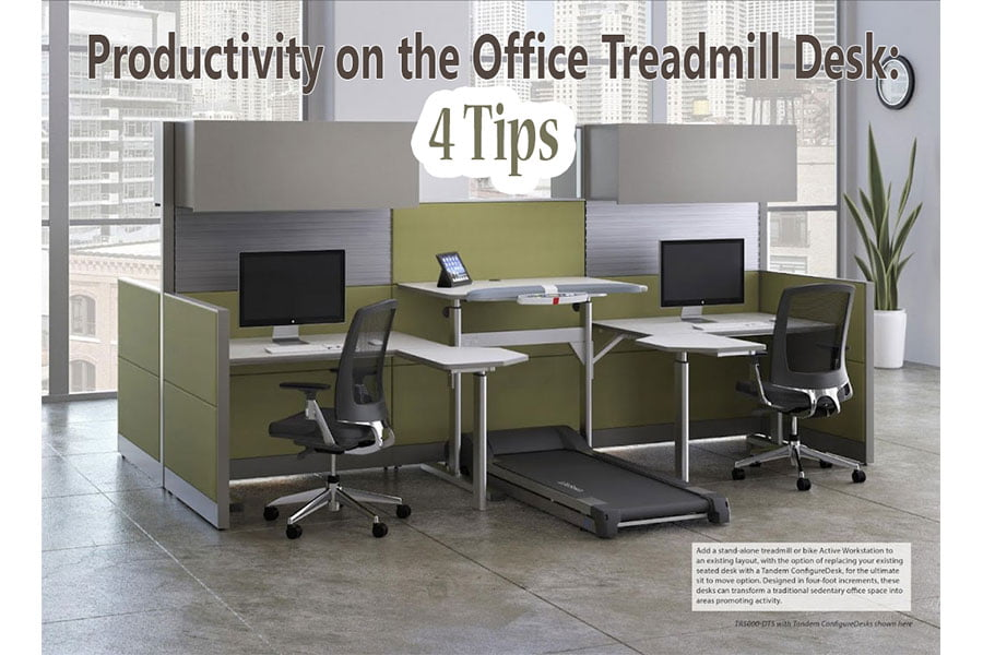 Using An Office Treadmill Desk Or Standing Desk Provides A Variety Of  Benefits Such As Increased Circulation And Energy, But What About Actually  U201cworkingu201d ...