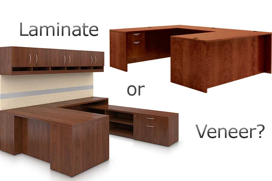 Veneer Or Laminate Office Furniture