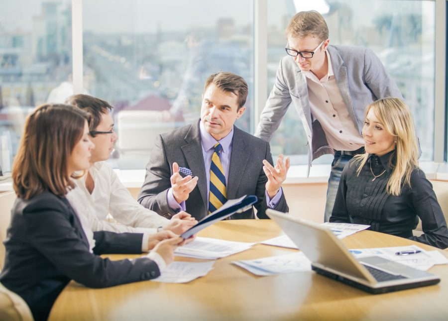 Meetings To Increase Office Productivity