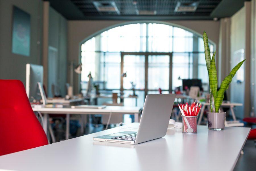 Hybrid or Fully Mobile Office Design