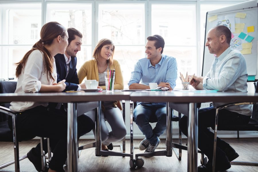 Good Office Design Engages Your Employees