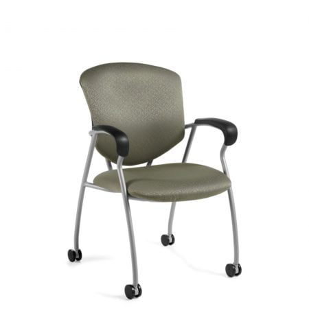 Supra Guest chair 5332C with casters