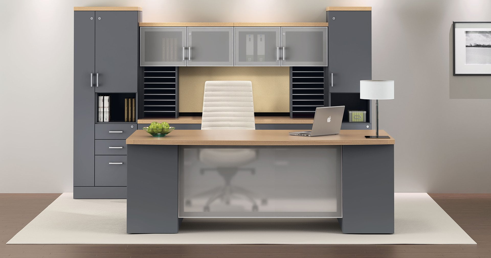 Modern Office Desks Houston