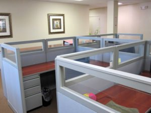 Glass Cubicles The Woodlands TX