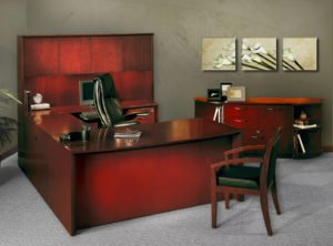 Modern Office Desk Austin TX