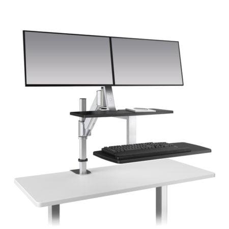 ESI_CLIMB2 Workstation on a white table