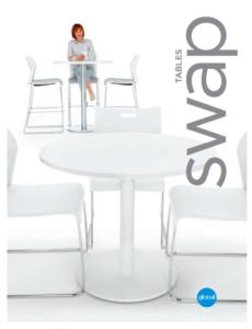 Swap Tables Brochure