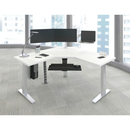 VictoryLX_3Leg_Height Adjustable Table Base