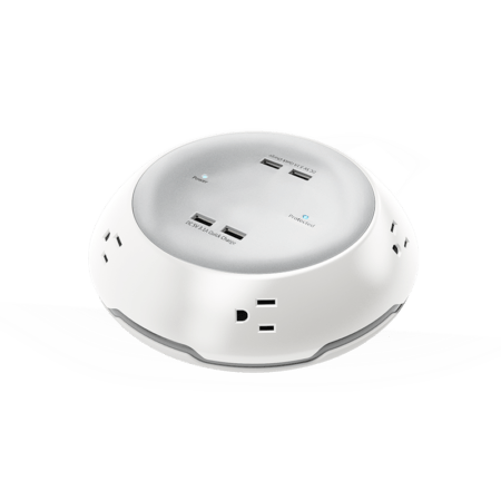 ESI FlexCharge9 Desktop Power Outlet